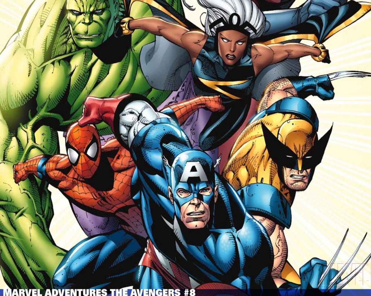 Digital HD Wallpapers Marvel Avengers Movie HD Wallpapers 1280x1024