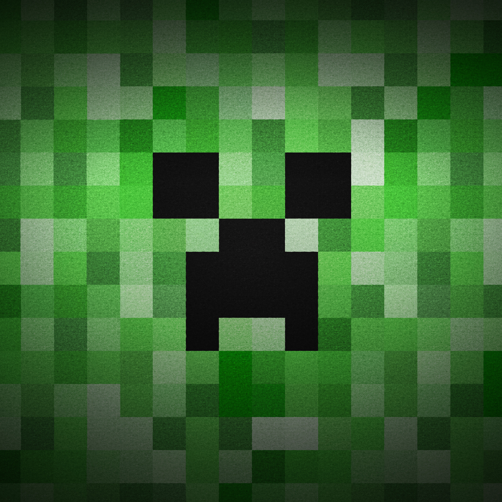 Minecraft wallpapers 1024x1024
