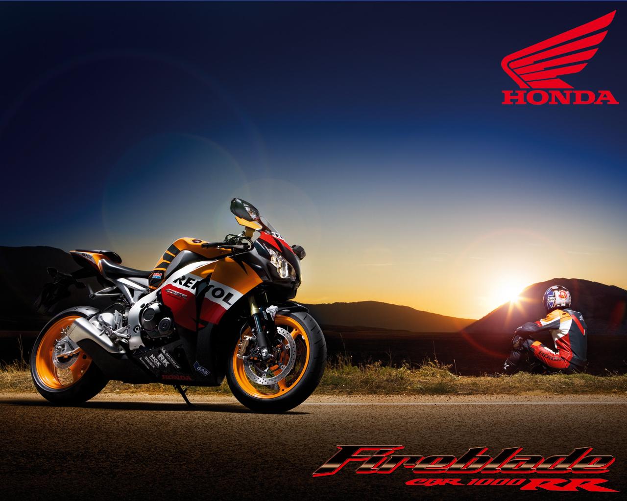 download Honda Repsol Wallpaper [1280x1024] for your Desktop 1280x1024