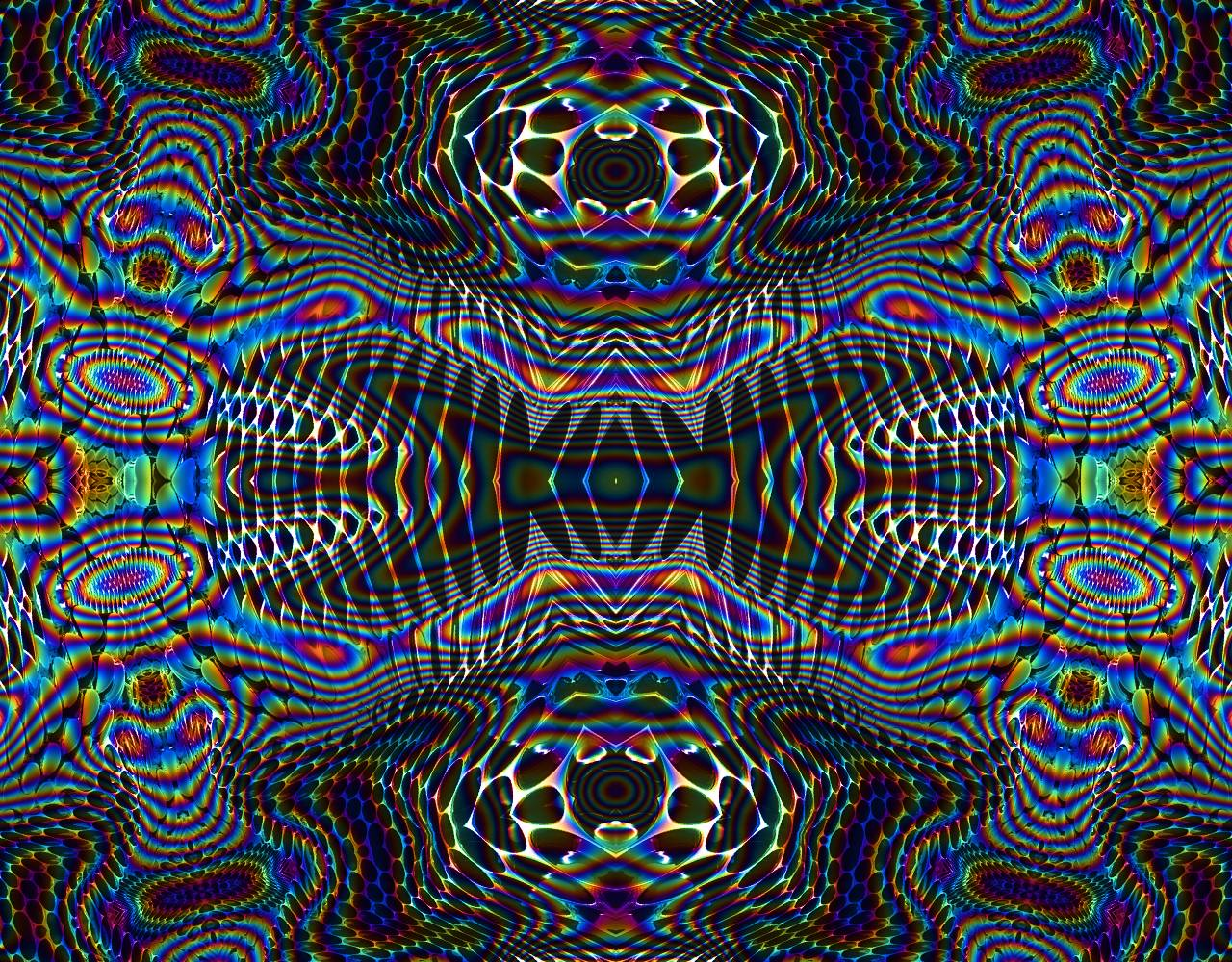 Psychedelic Art Wallpapers 1280x1000