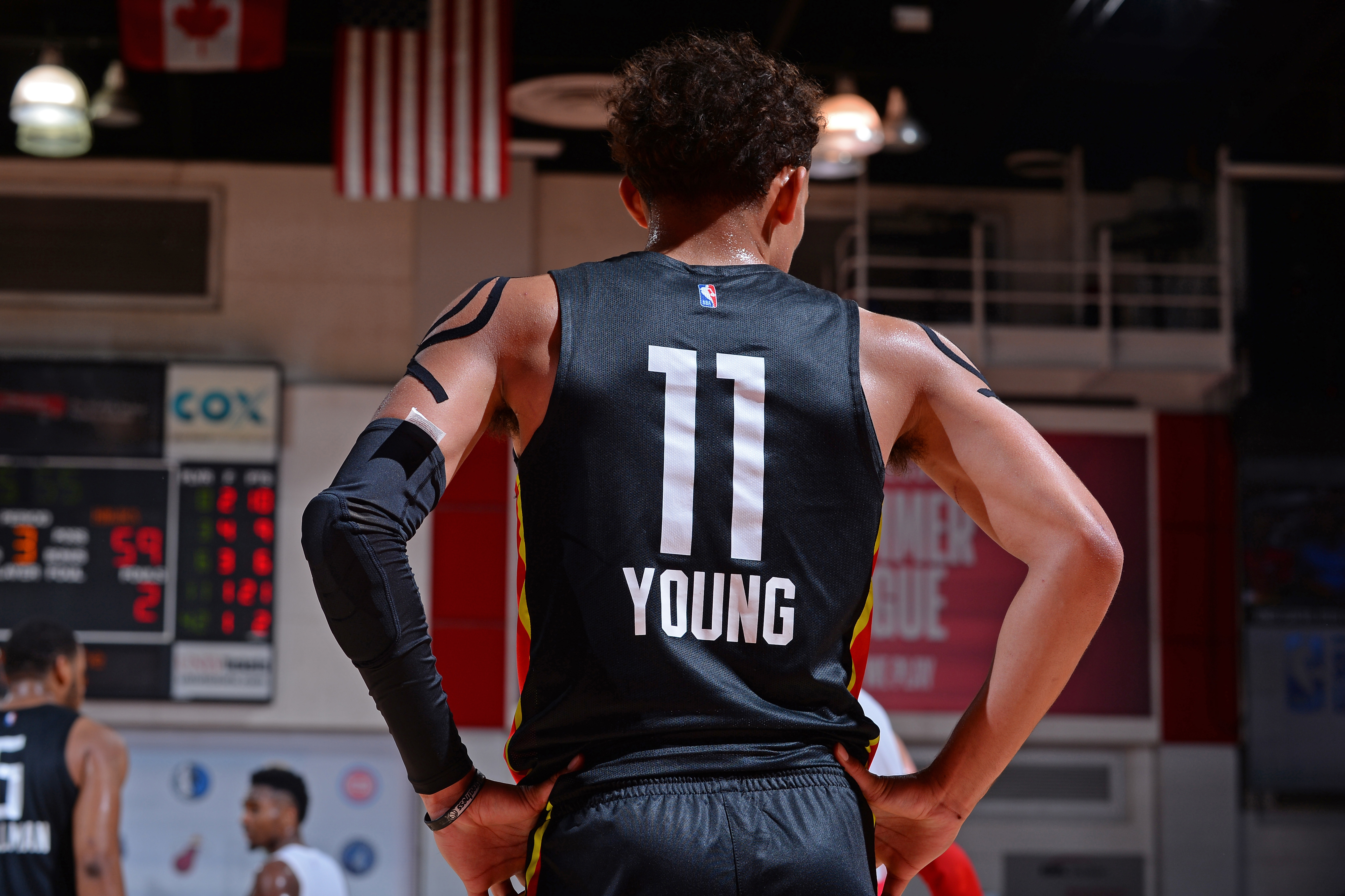 Download Trae Young Is Just Getting Started Atlanta Hawks