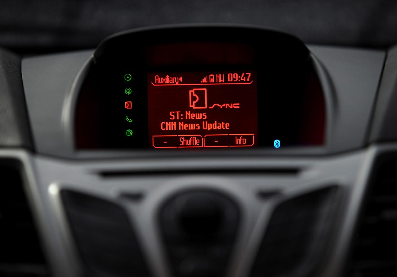 Ford SYNC with AppLink Photo Gallery   Autoblog 1280x893