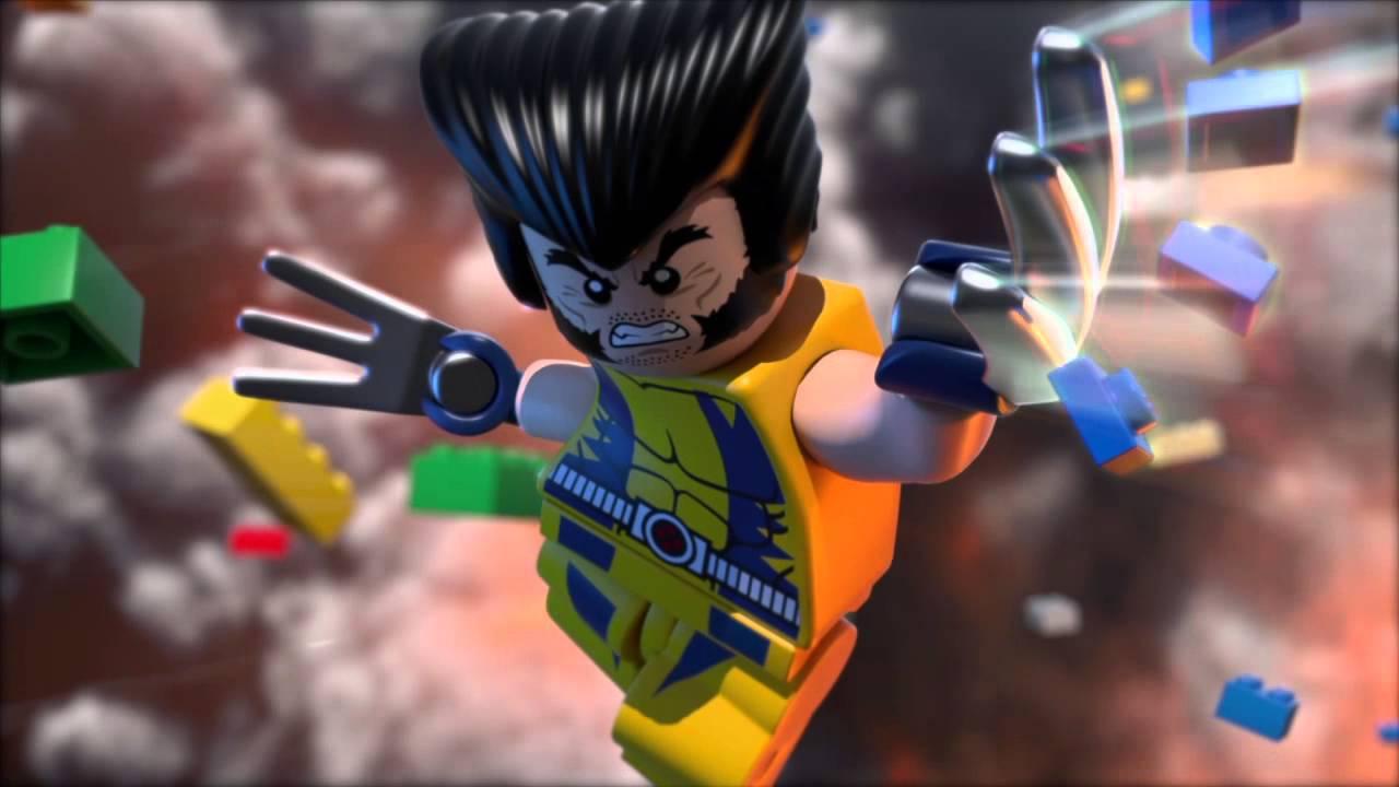 LEGO Marvel Super Heroes Video Game   Official Teaser Trailer 1280x720