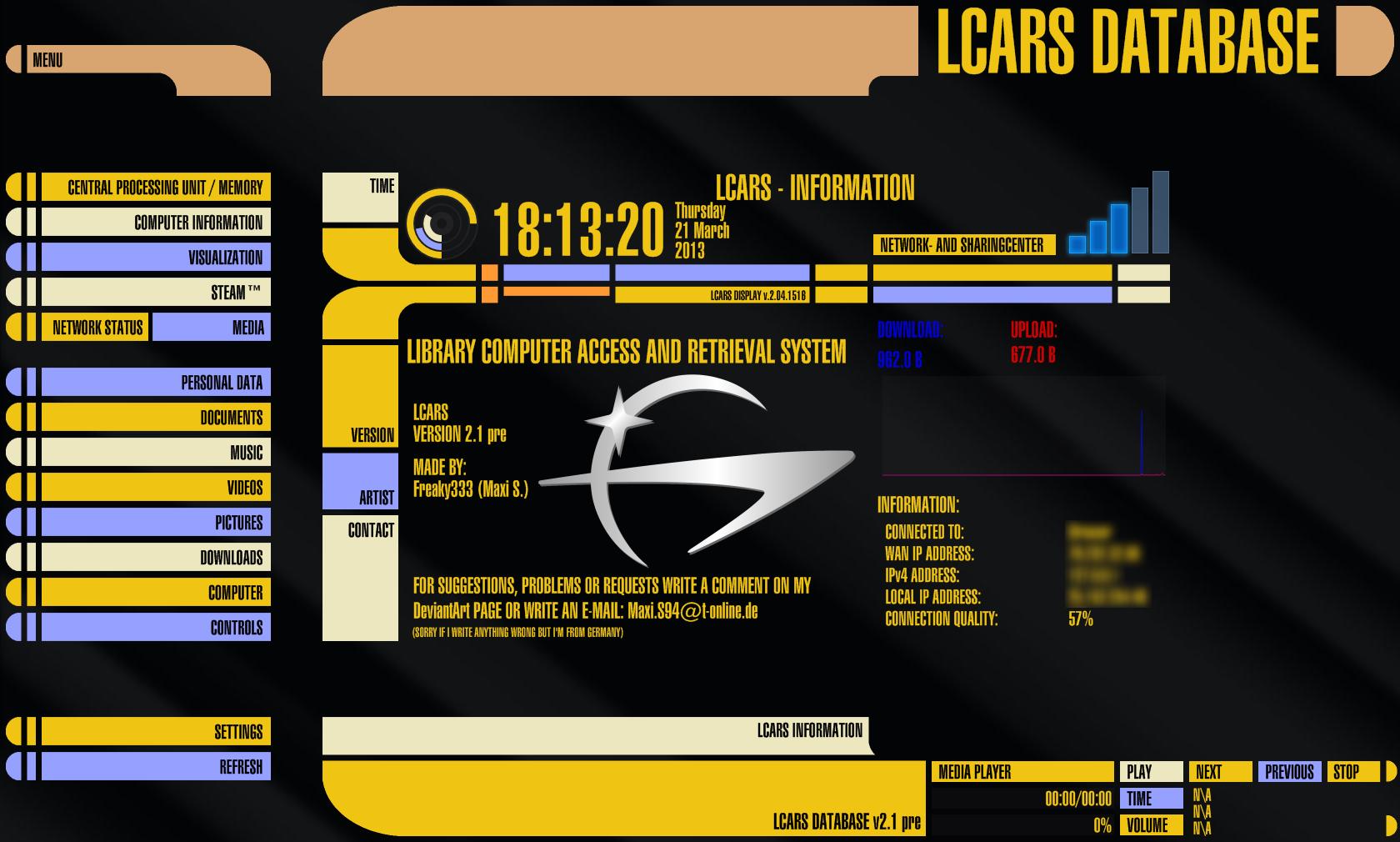 Star Trek Control Panel Wallpaper on Star Trek Deep Space Nine Blueprints
