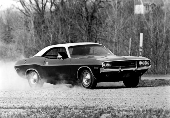 Dodge Challenger 1970 wallpapers 575x400