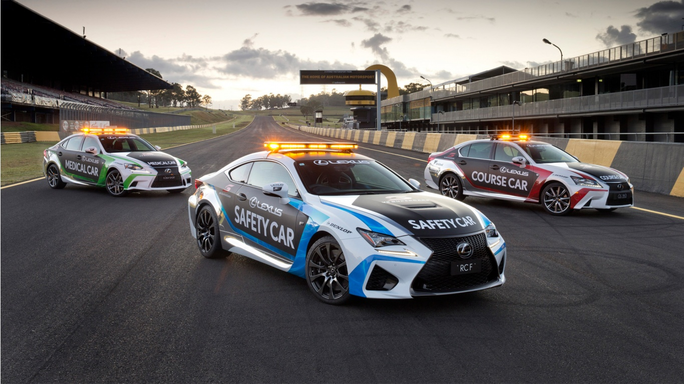 Lexus V8 Supercars 2015 Wallpaper HD Car Wallpapers 1366x768