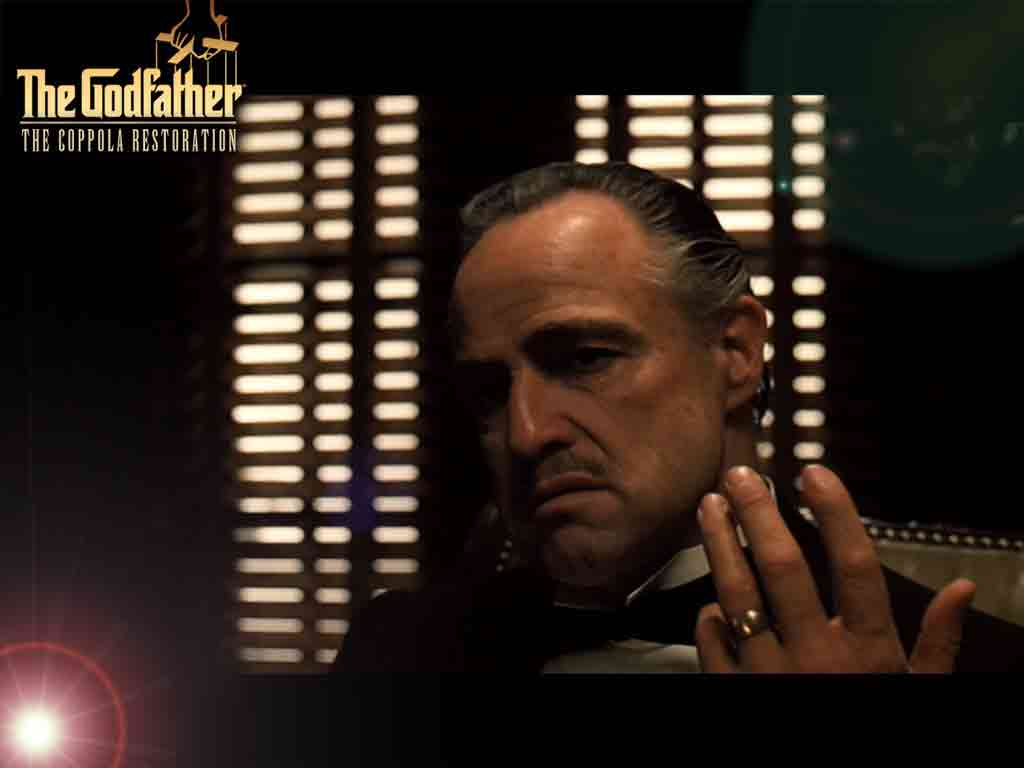 Wallpapers   The Godfather wallpaper 1024x768