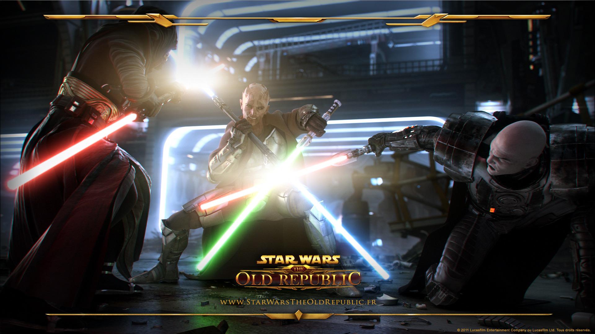 Pics Photos   Star Wars The Old Republic Wallpaper 1080p 1920x1080