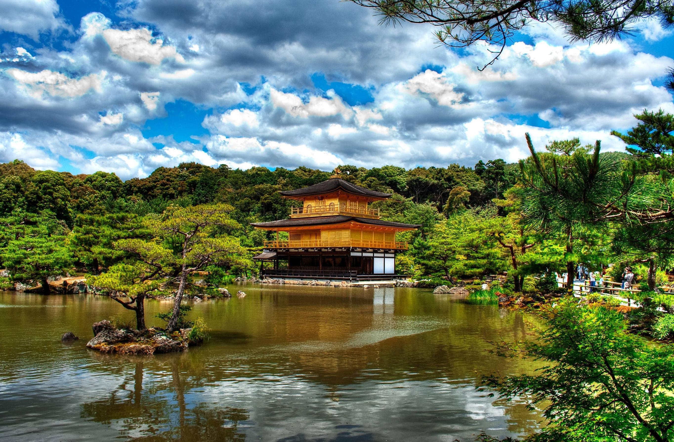 Kyoto HD Wallpapers 2728x1790