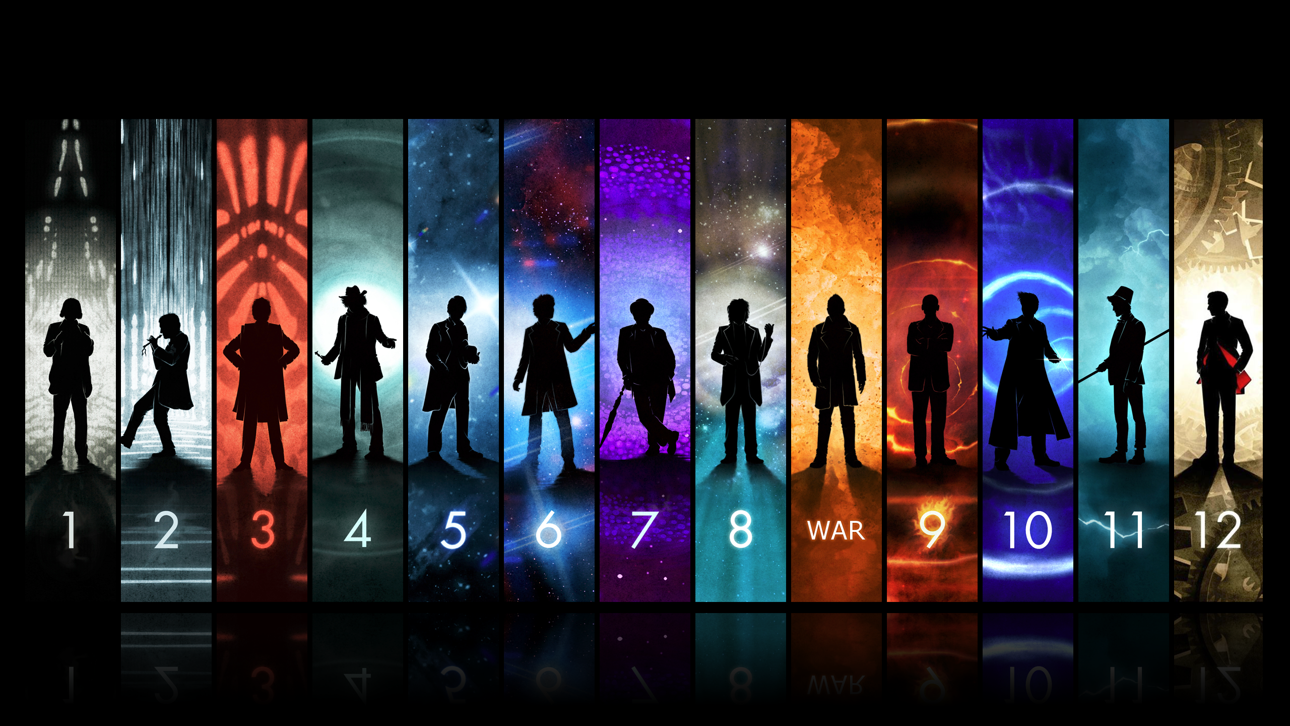 doctor who all doctors wallpaper wallpapersafari