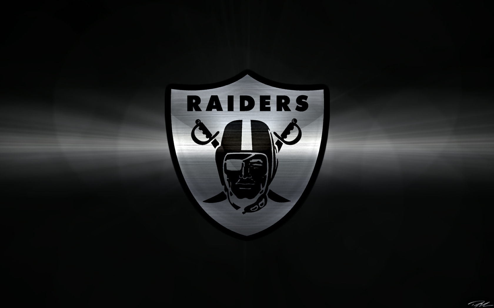 Raiders Wallpaper 1680x1050