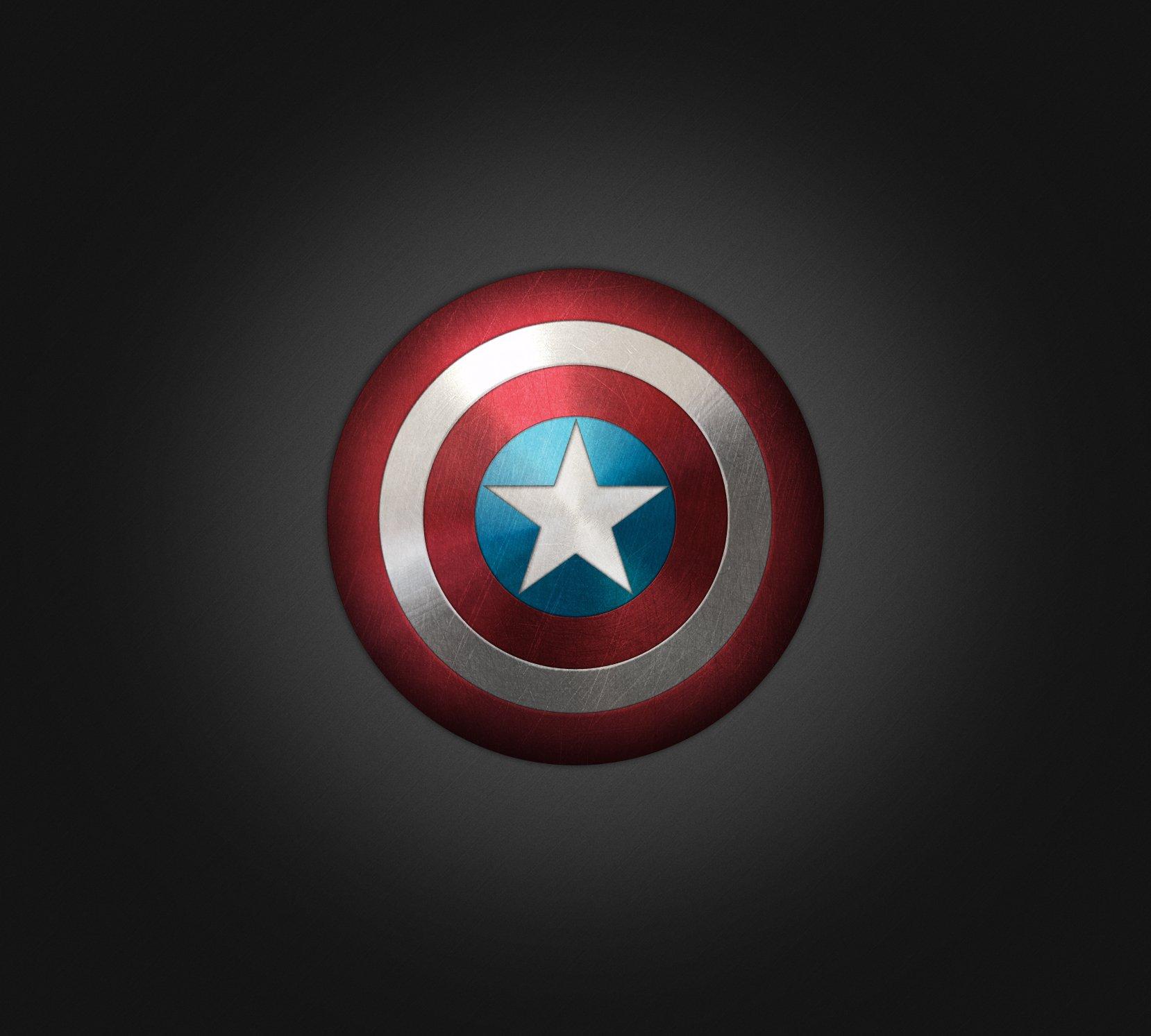 captain america shield iphone wallpaper wallpapersafari