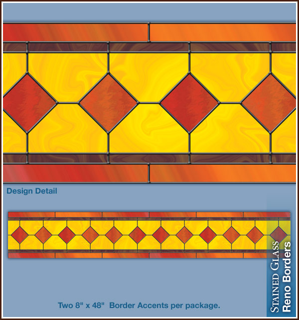 46 Stained Glass Wallpaper Borders On Wallpapersafari