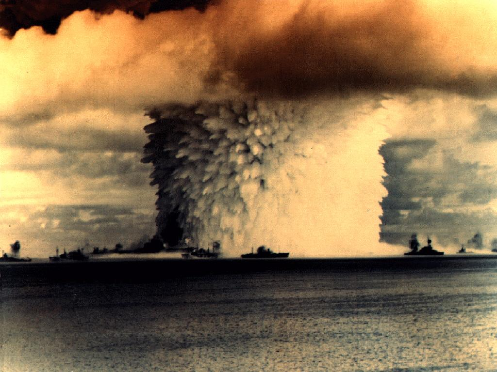 Atomic Bomb Wallpaper Test Over Waterjpg 1024x768