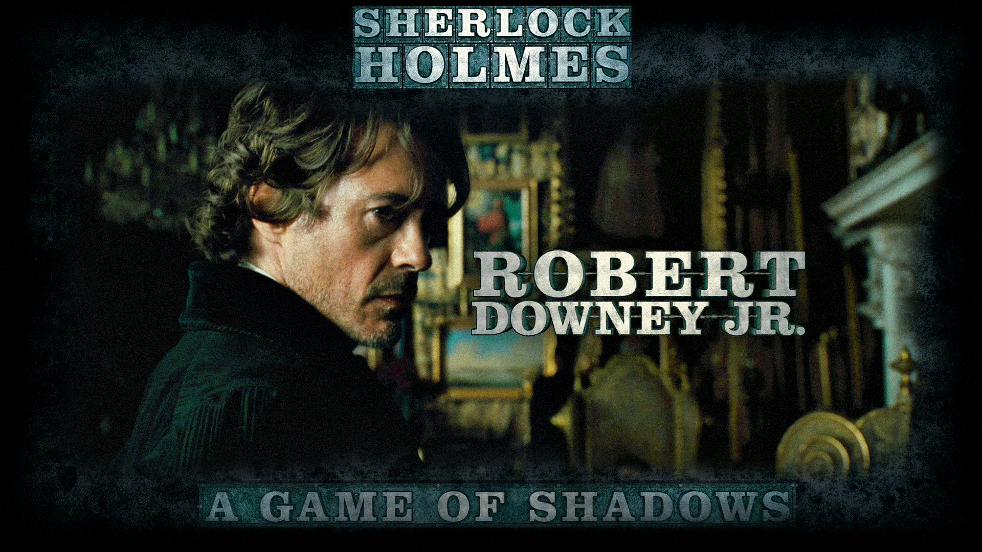 Free Download Sherlock Holmes A Game Of Shadows Wallpapers Movie
