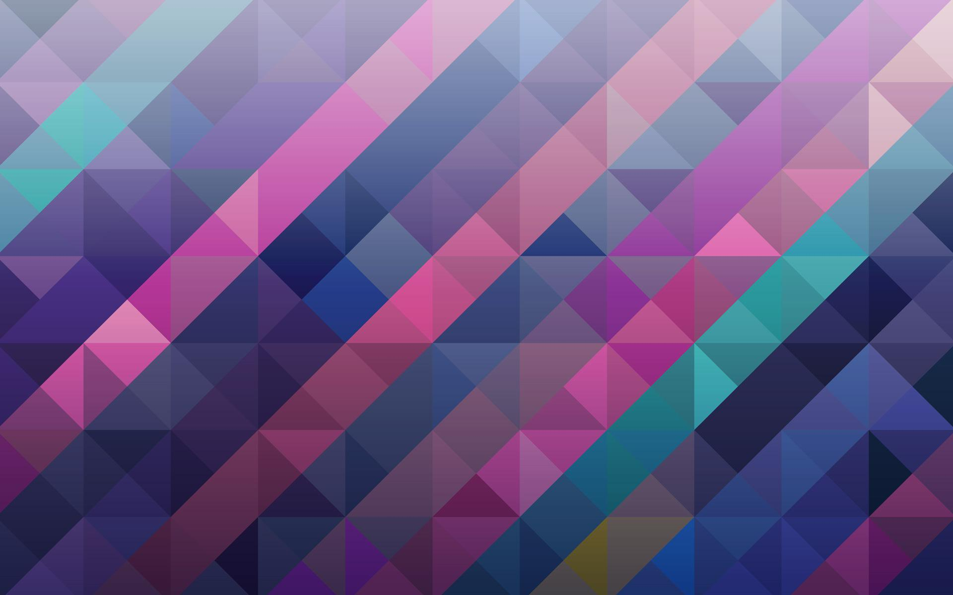 Perfect Purple Abstract Triangle Hd Wallpaper Wallpaper List 1920x1200
