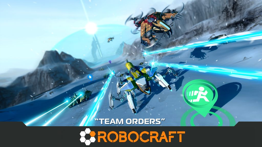 Robocraft Team orders Wallpaper by tetTris11 1024x576