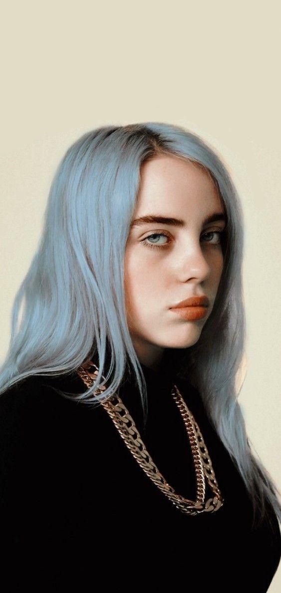 wallpapers billieilish Billie eilish Billie Silver hair 563x1188