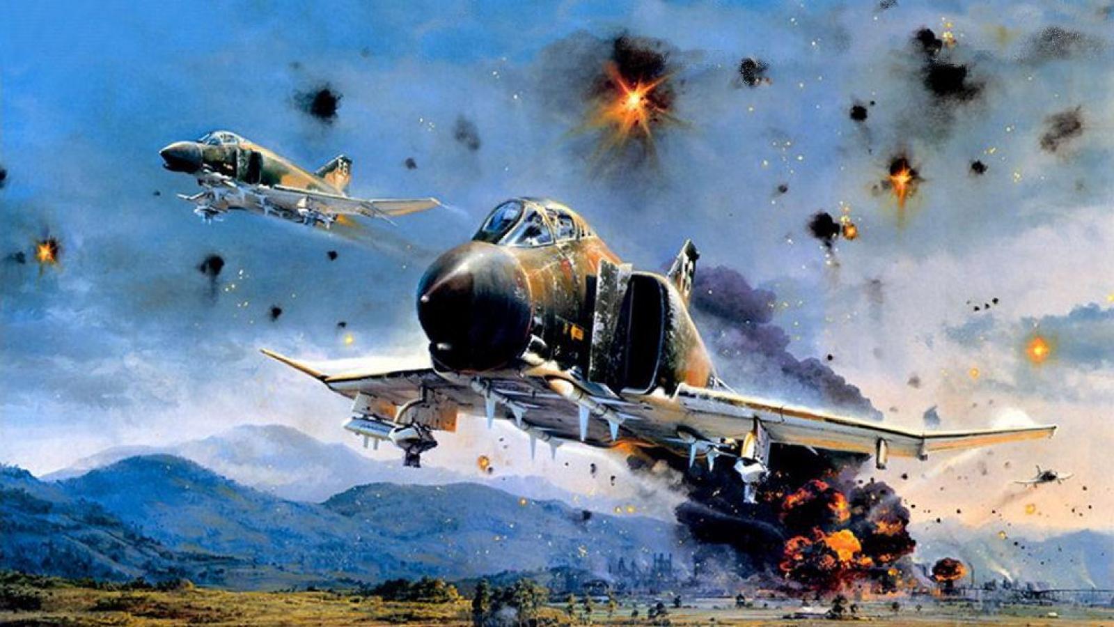 Aviation Art Wallpaper - WallpaperSafari