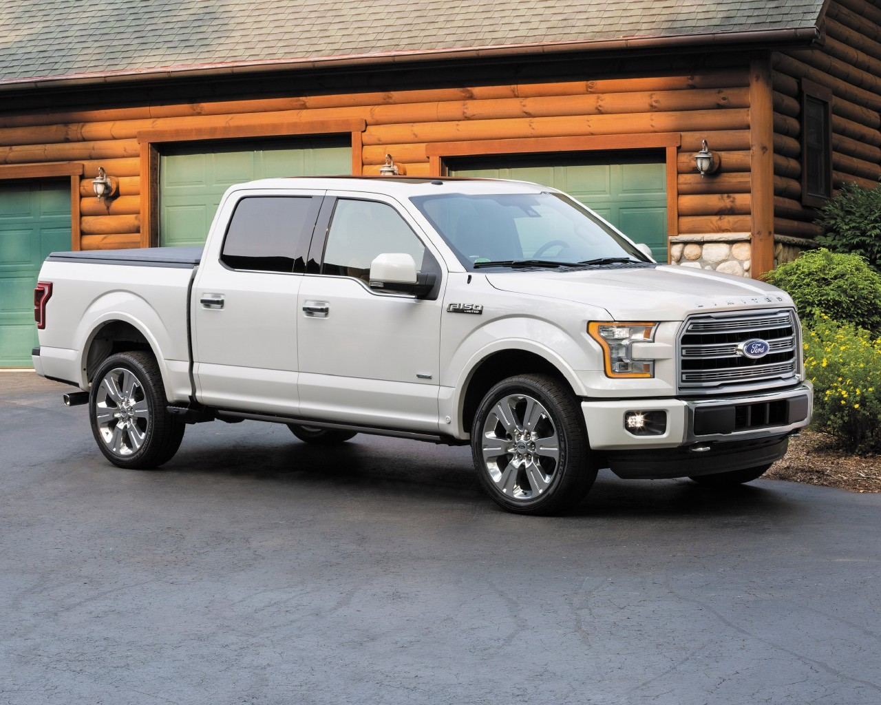 Ford 2016 F 150  150 1280x1024