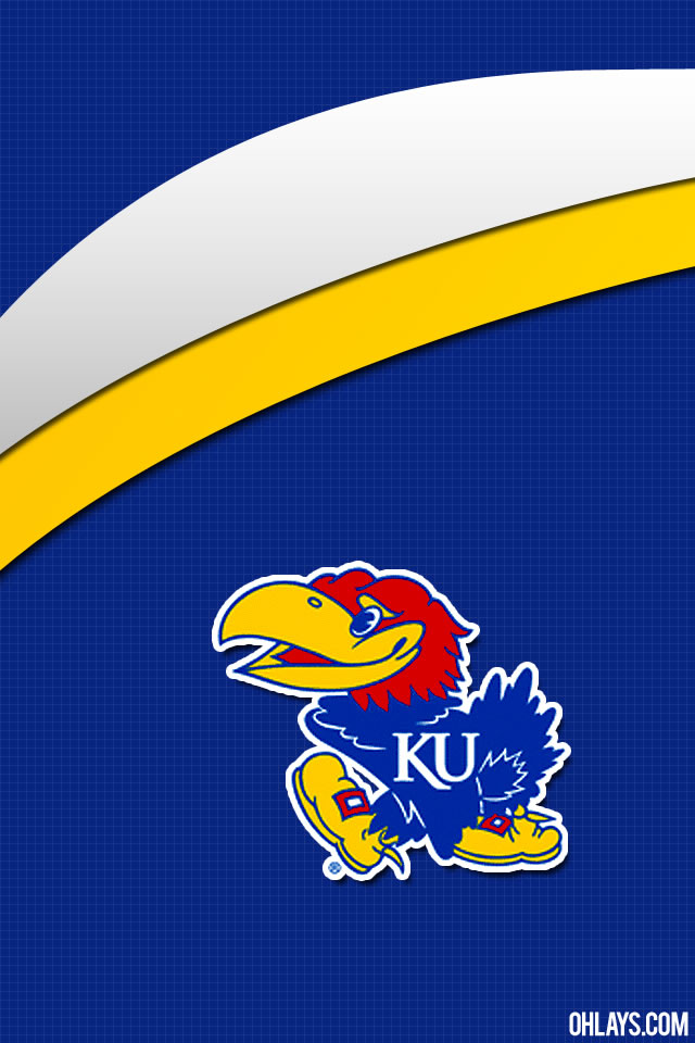 Ku Jayhawks Wallpaper Kansas jayhawks iphone 640x960