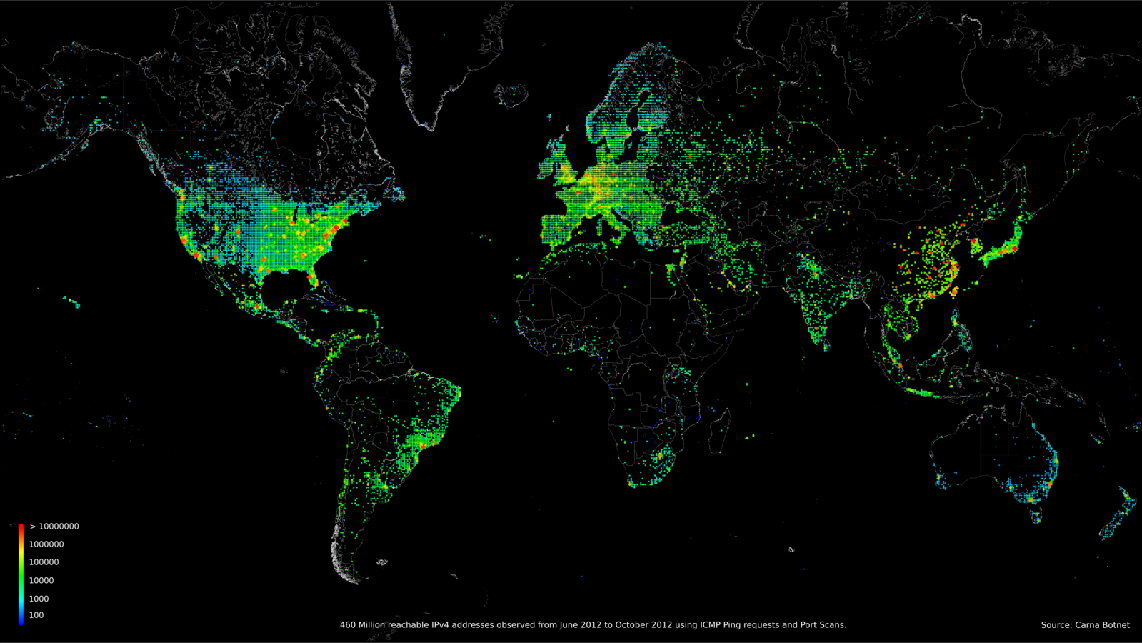 Hacker Creates Worldwide Map of Vulnerable Devices HOTforSecurity 1599x900