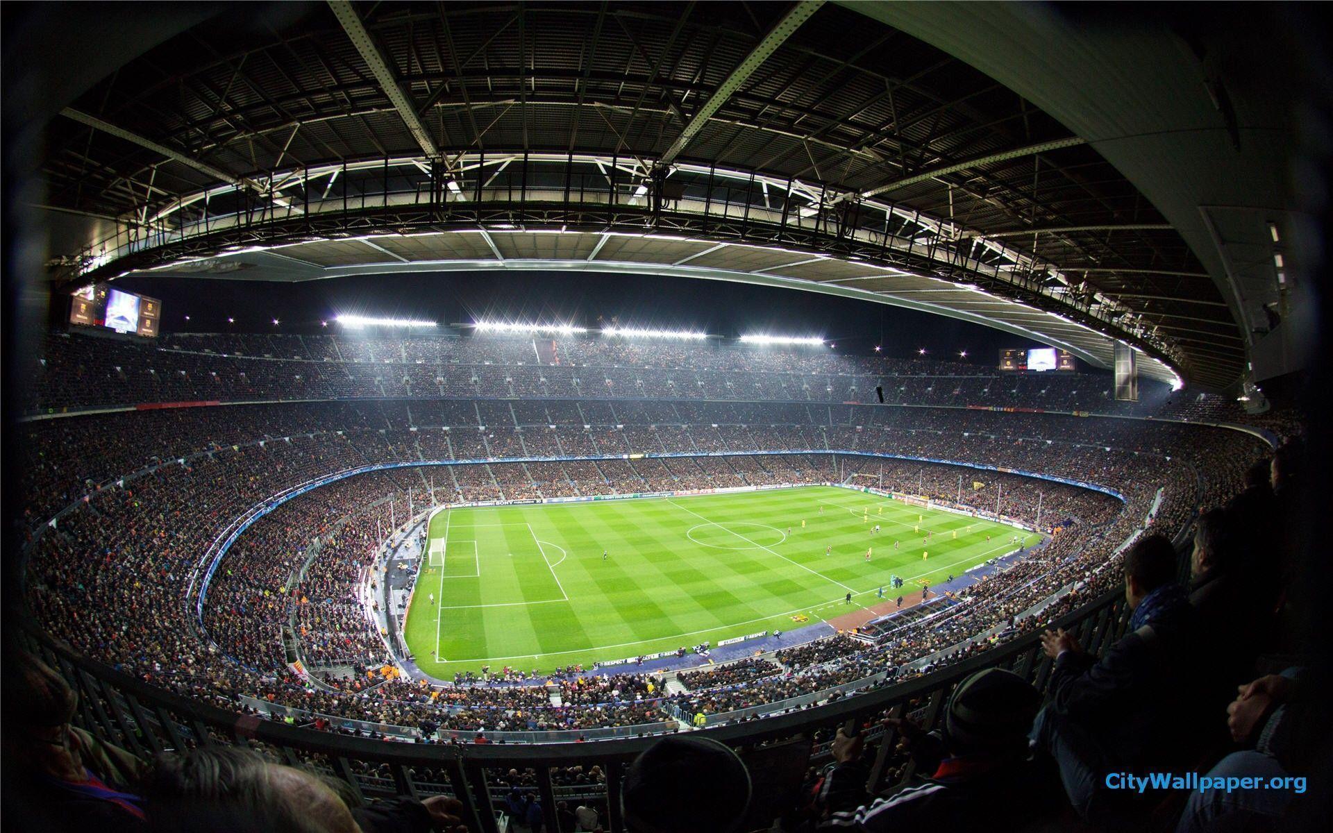 Camp Nou Wallpapers 1920x1200