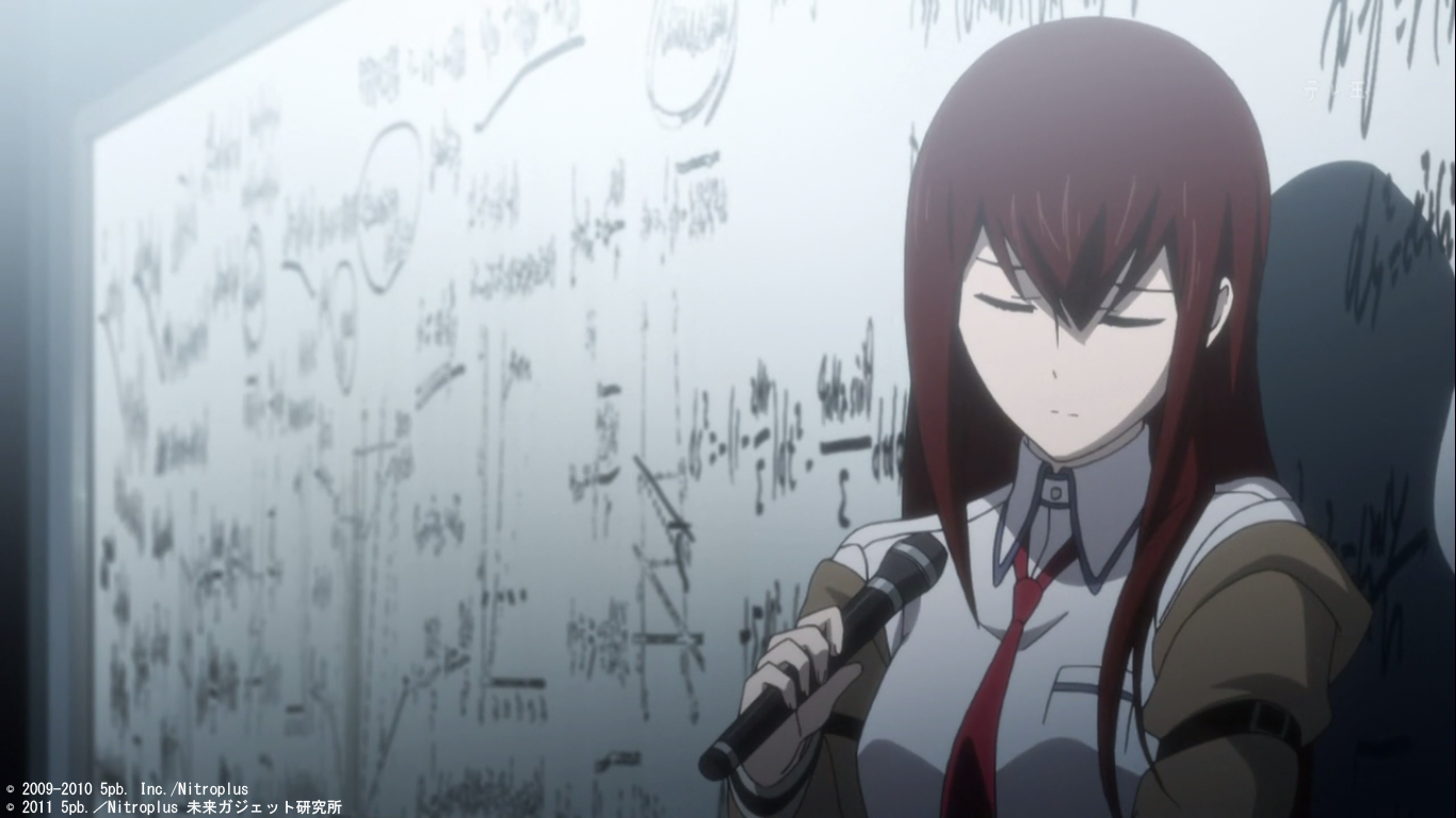 Steins Gate Characters 10 High Resolution Wallpaper   Hivewallpaper 1366x768