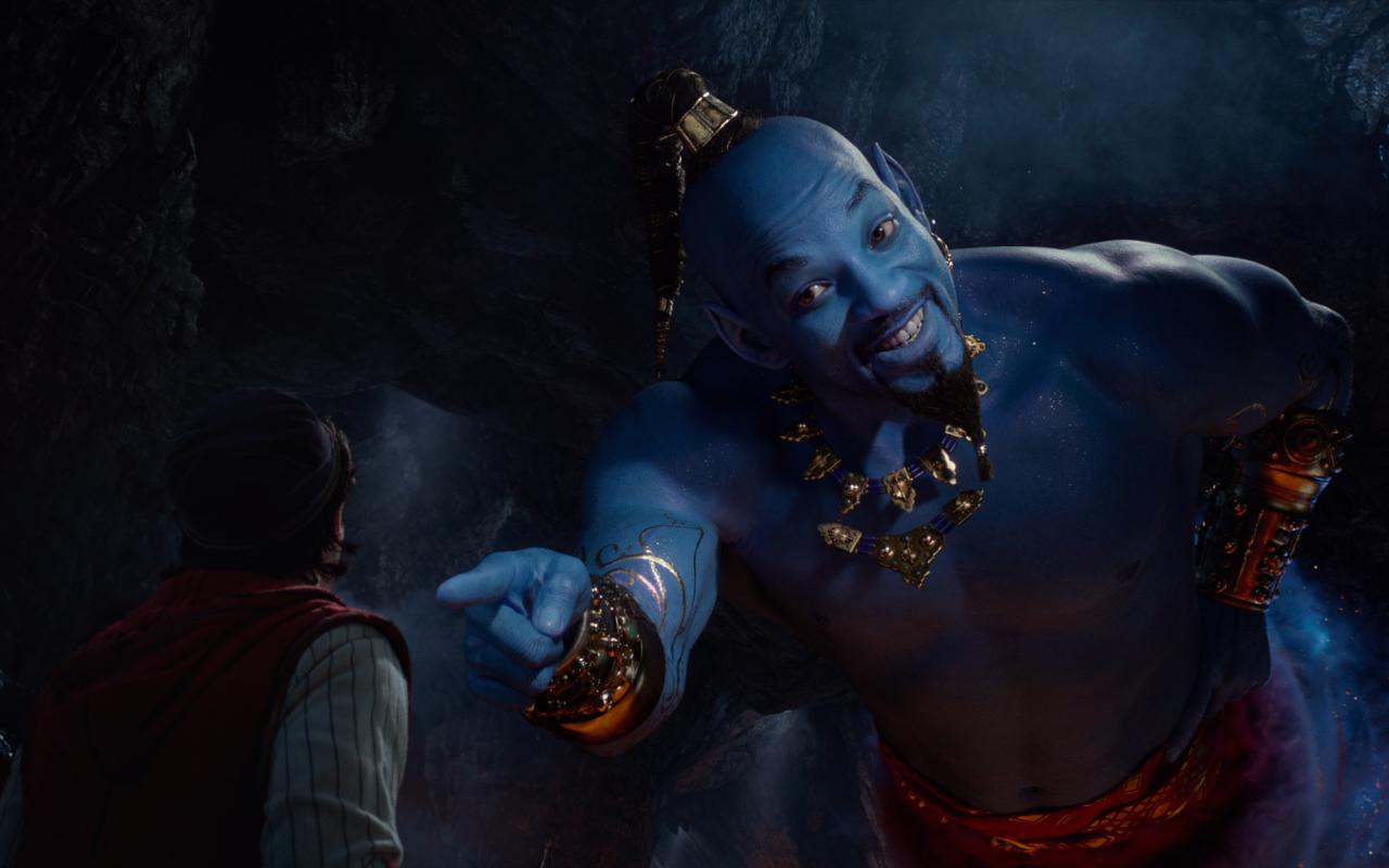 1280x800 Will Smith as Genie In Aladdin Movie 2019 1280x800 1280x800