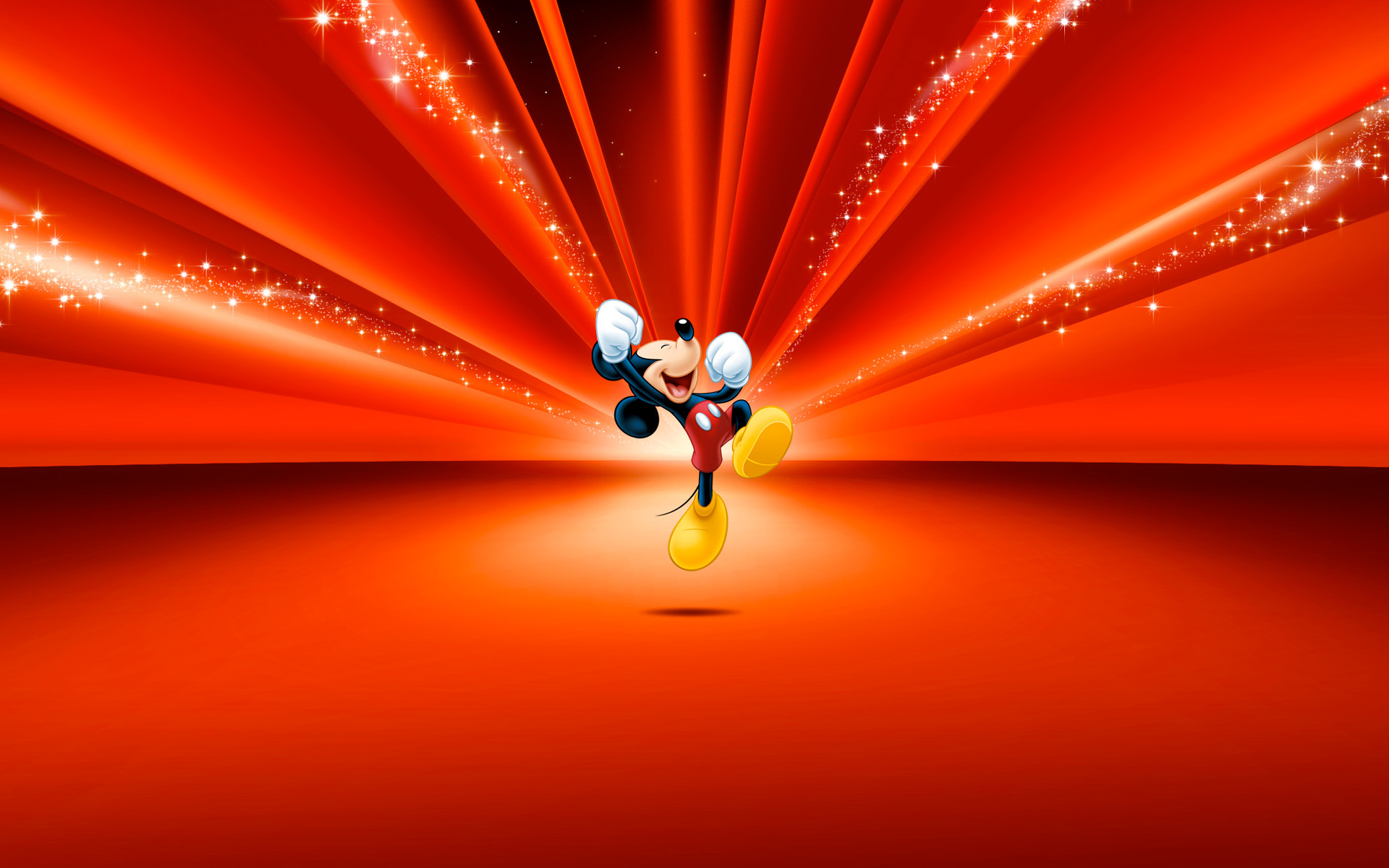 Mickey Mouse Wallpaper Desktop Background Disney cartoon character 1920x1200