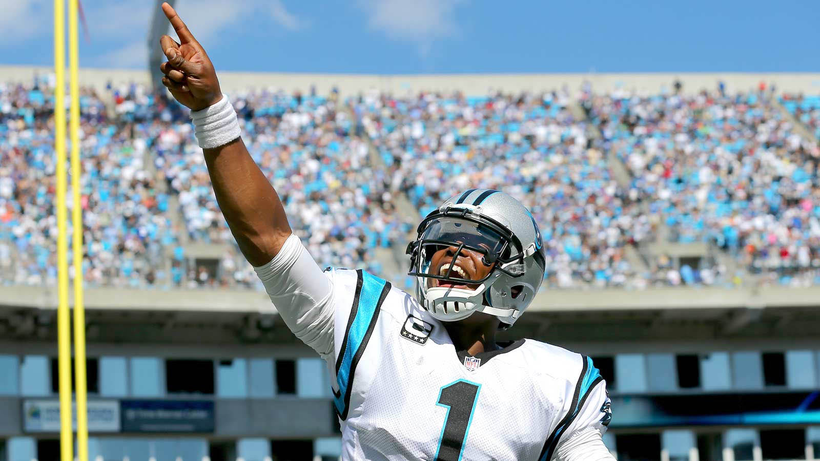 What Are The Panthers Score >> Cam Newton Dab Wallpaper HD - WallpaperSafari