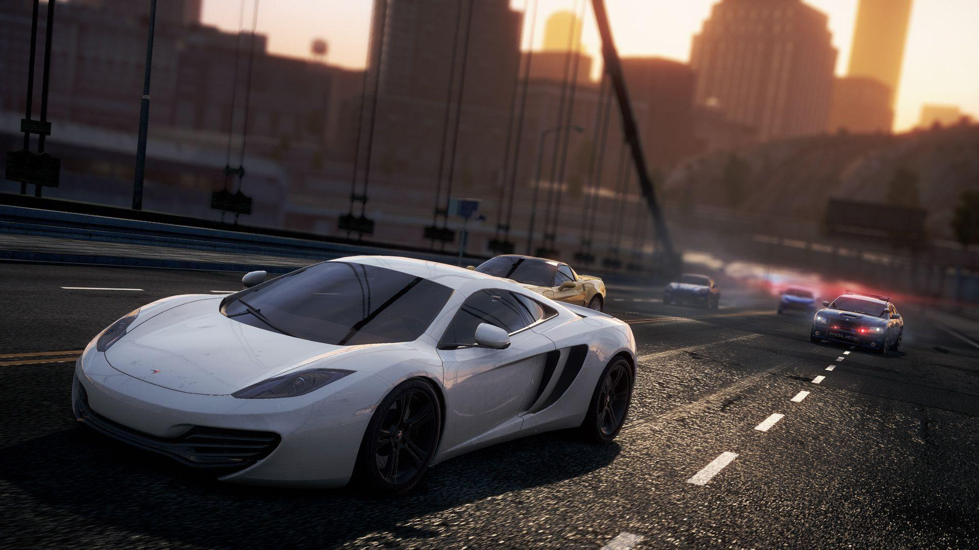 Free Download Need For Speed Most Wanted Cars Wallpapers