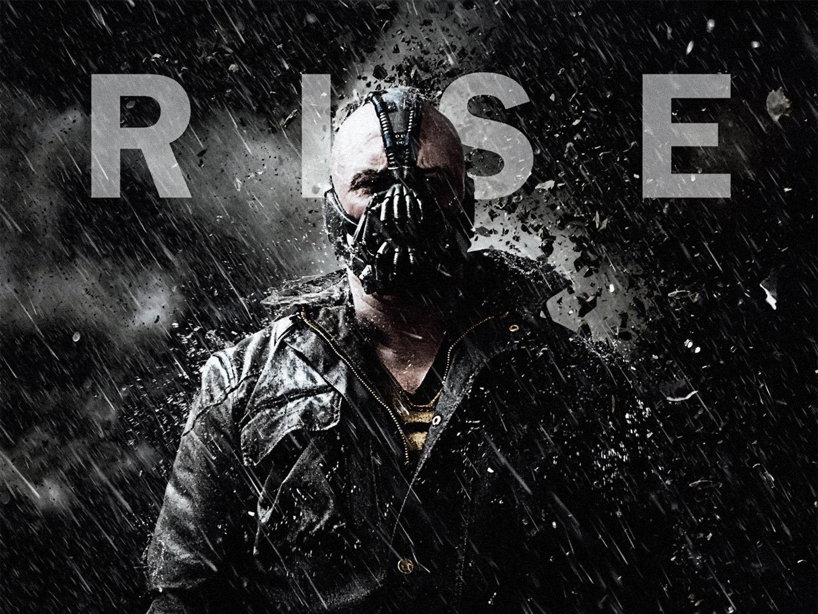 The Dark Knight Rises wallpaper Bane 1600x1200