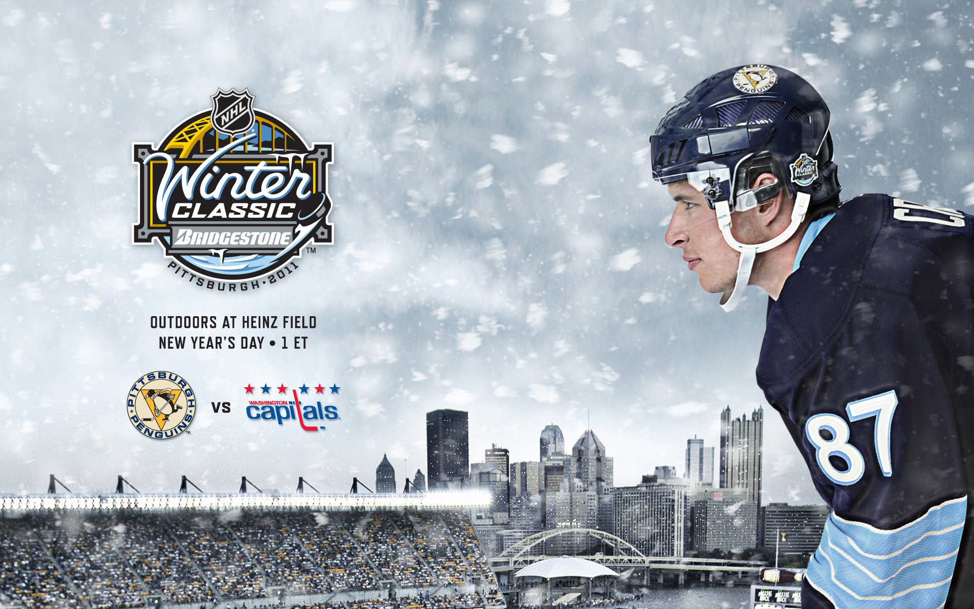 Sidney Crosby images 2011 Winter Classic   Sidney Crosby 1920x1200