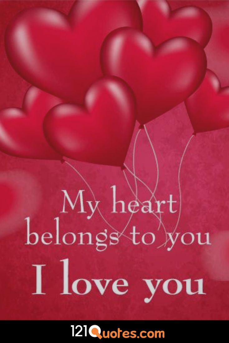 148 Most Romantic I Love You Images with Quotes 121 Quotes 735x1102