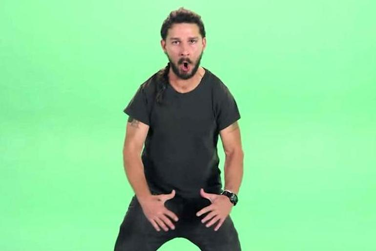 Image result for shia labeouf just do it