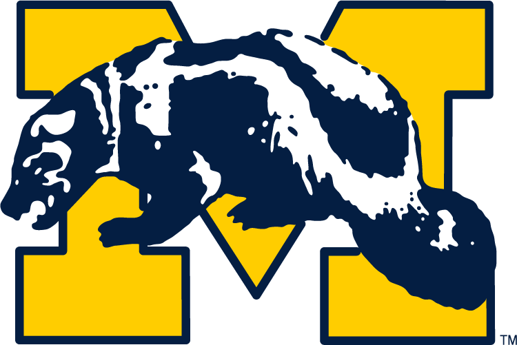 wallpapercomphotomichigan wolverines logo wallpaper10html 750x501