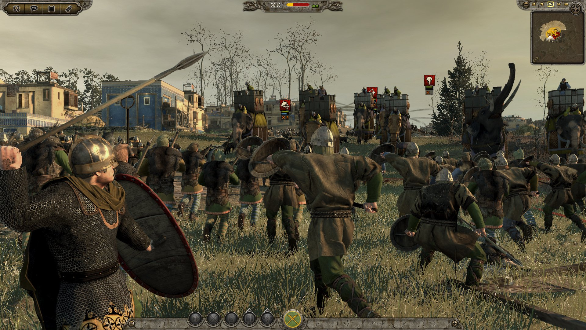 Total War Attila   Imgenes juego PC   3DJuegos 1920x1080