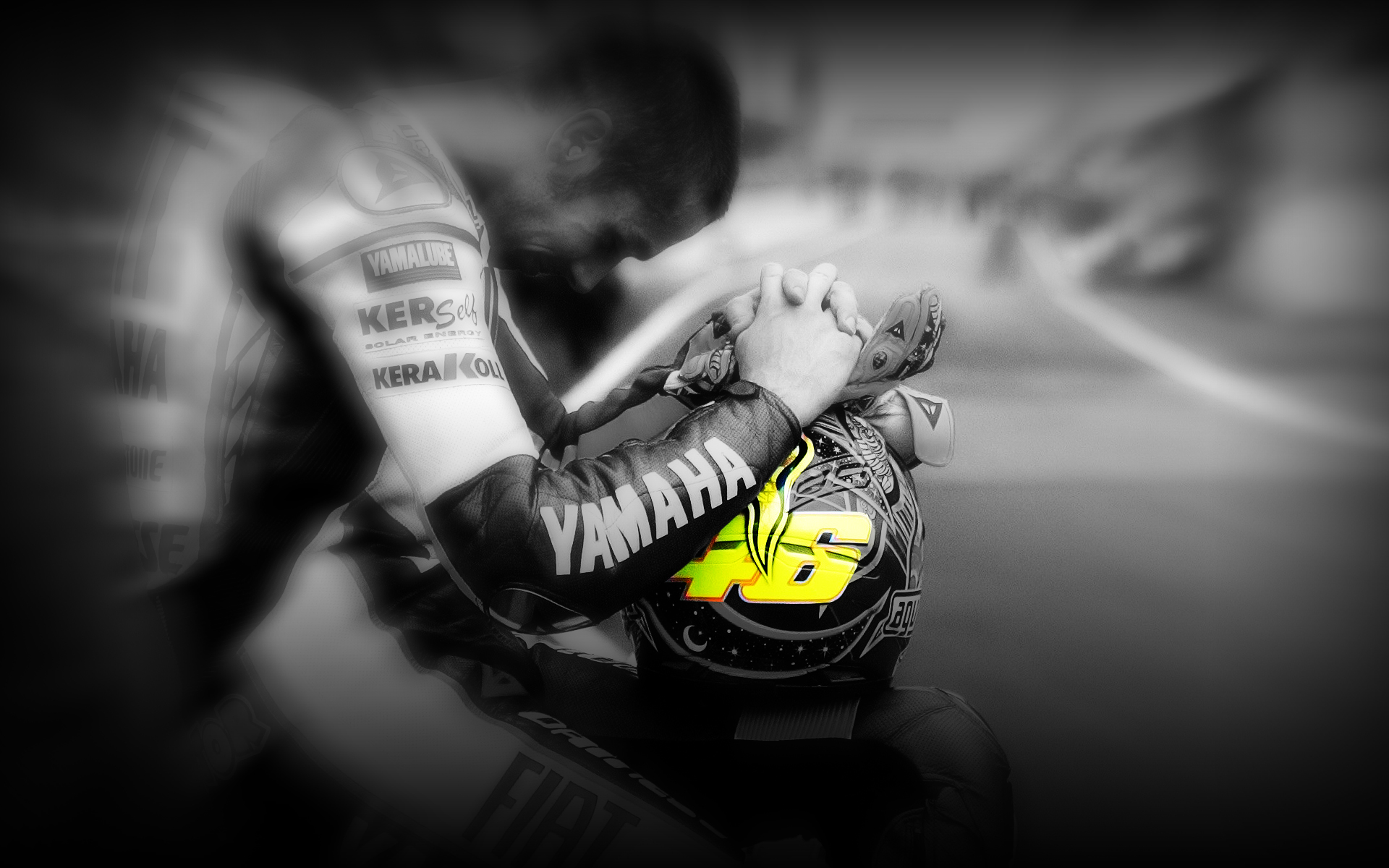 Valentino Rossi MotoGP Wallpapers HD Image 8441 Wallpaper 1920x1200