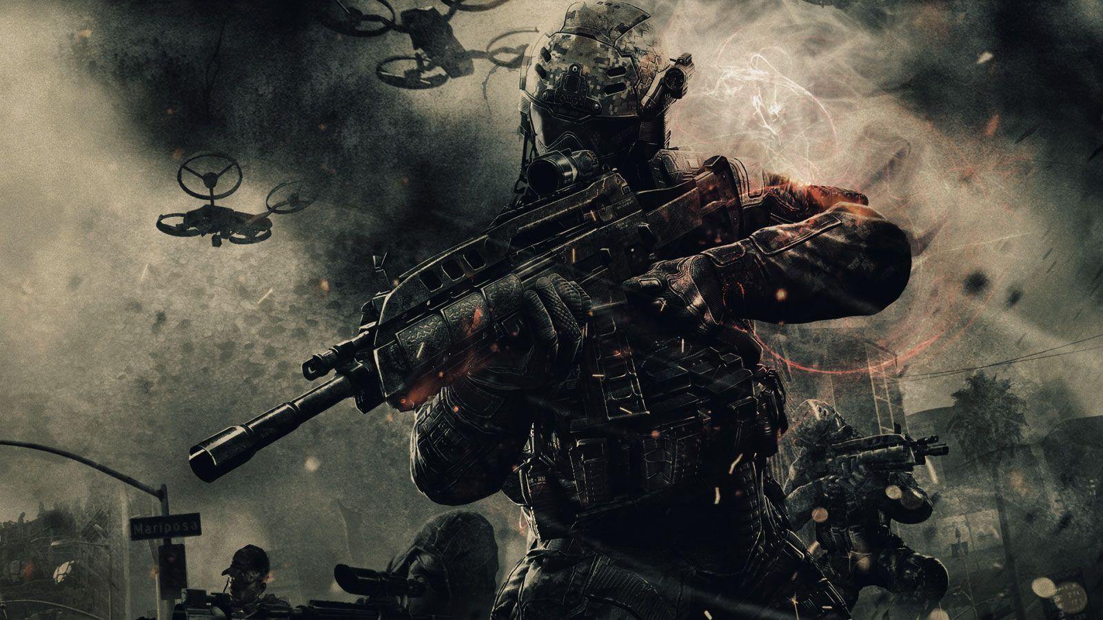 Call Of Duty Black Ops II Wallpapers 1600x900
