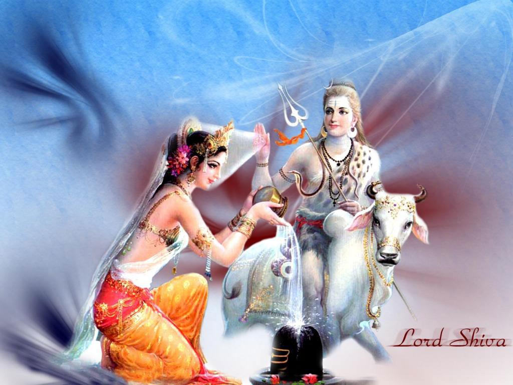 lord shiva parvati wallpapers lord shiva parvati wallpaper hindu god 1024x768