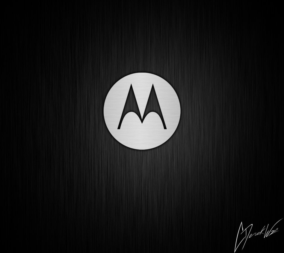 Free Download Moto Logo Droid X Wallpaper By Cderekw
