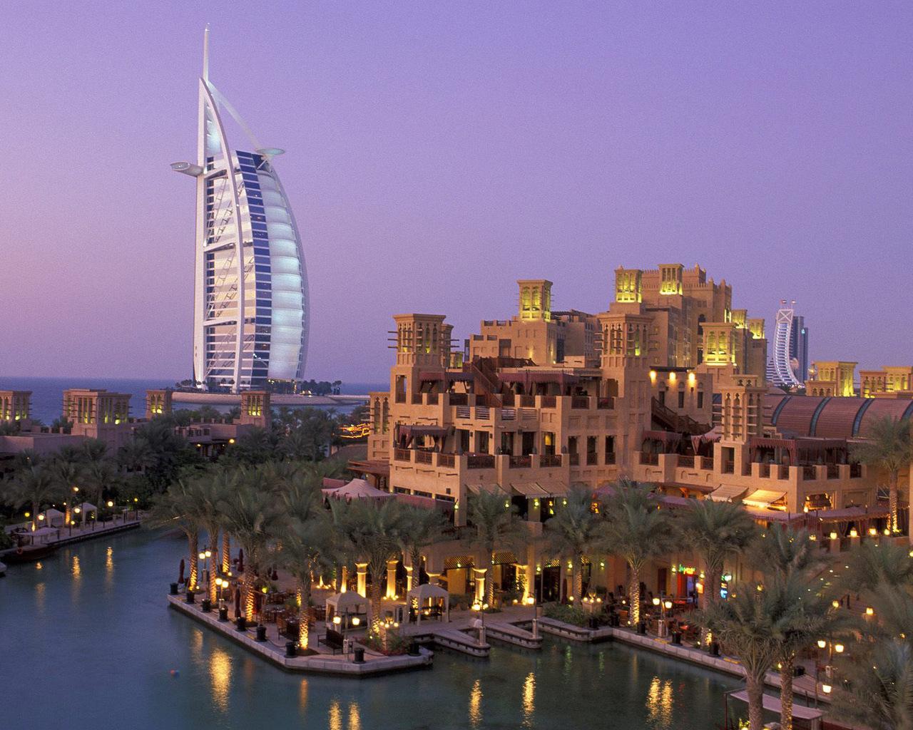 Pictures UAE Dubai Burj Al Arab pictures wallpaper download 1280x1024