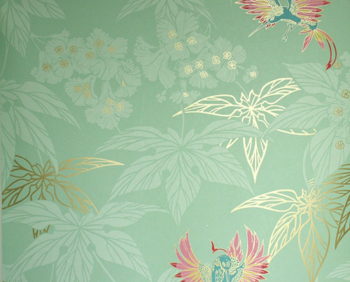 Design Trend Mint Green in Childrens Design 500x403