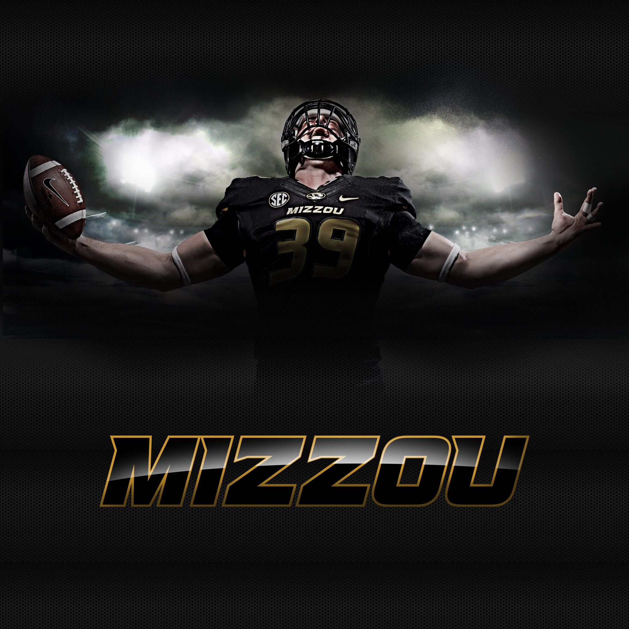 Wallpapers University Of Missouri Mizzou Tigers Ipad Wallpapers 2048x2048