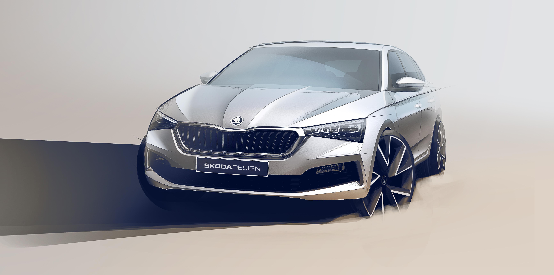 2019 Skoda Scala 525351   Best quality high resolution car 5404x2683