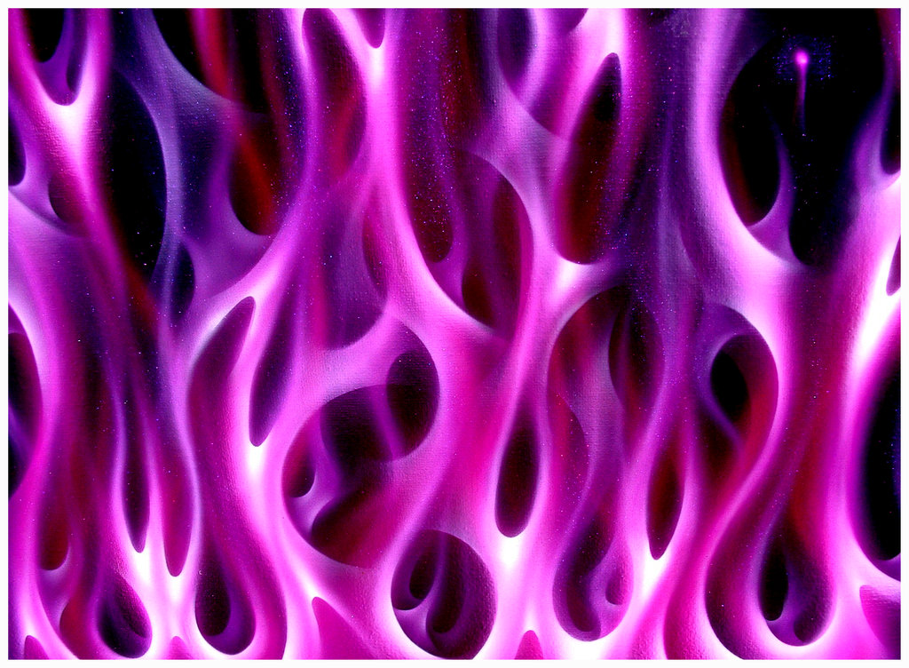 neon flame motorcycle wallpaper - photo #35