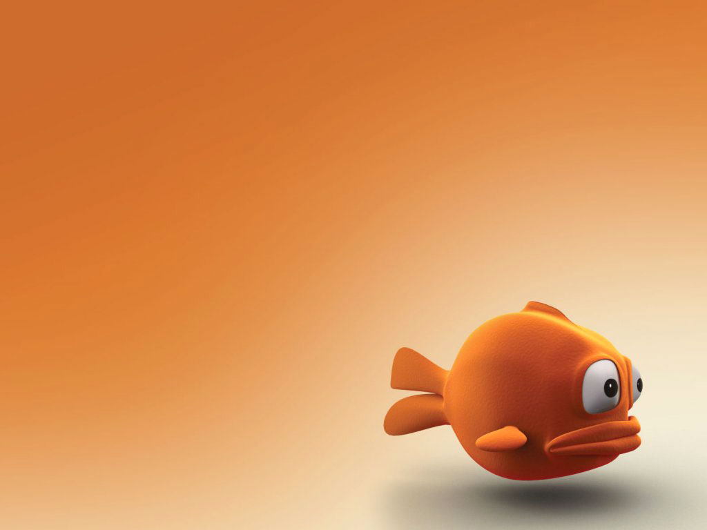 animation hd wallpaper Fish Animated Wallpaper 1024x768