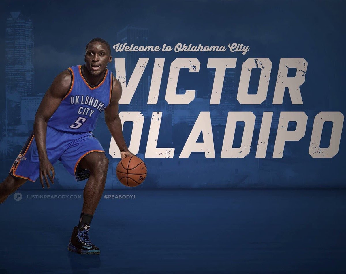 Victor Oladipo   Welcome to the Thunder 1200x953