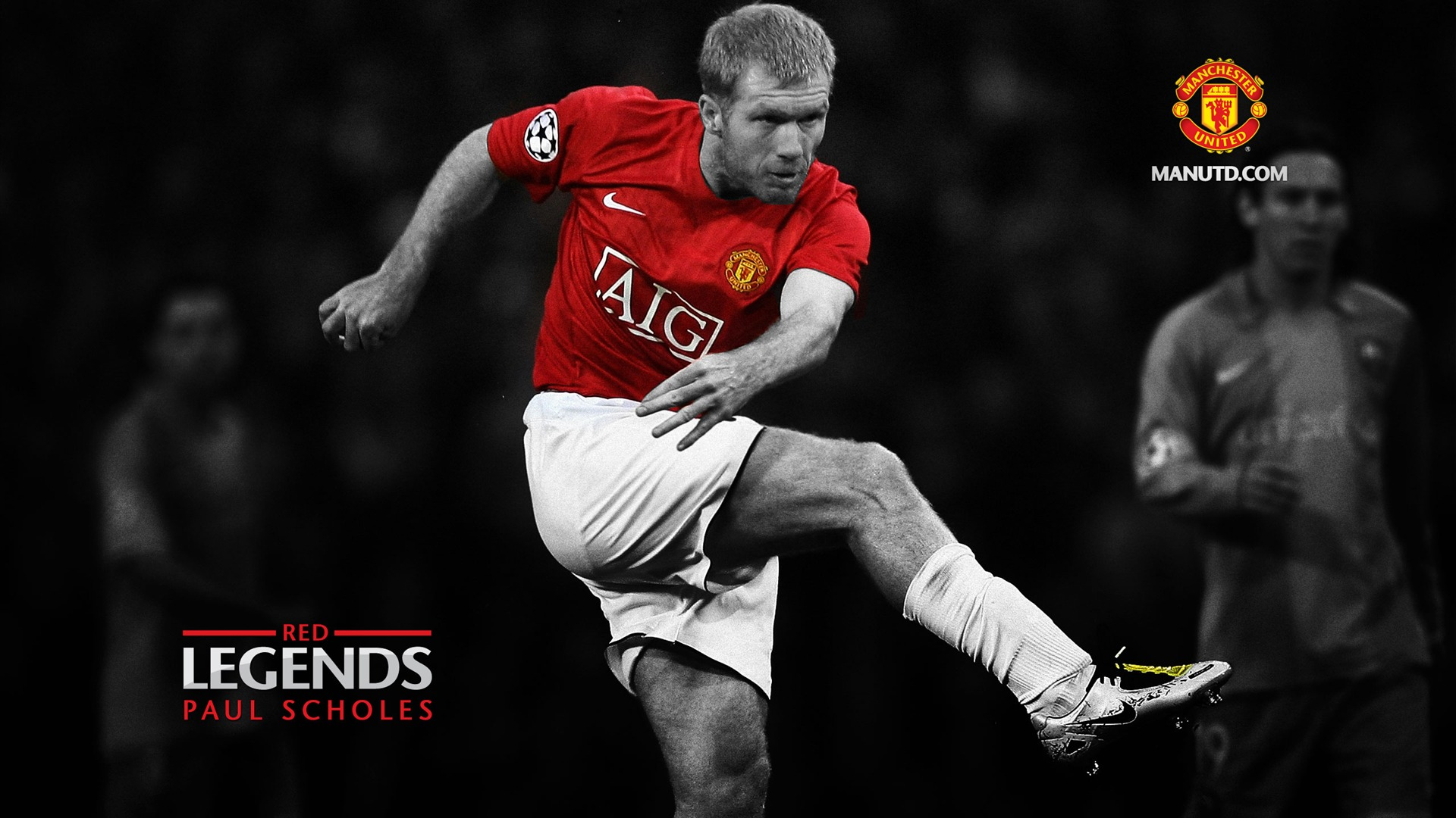 Manchester United Wallpapers 1920x1080 - WallpaperSafari